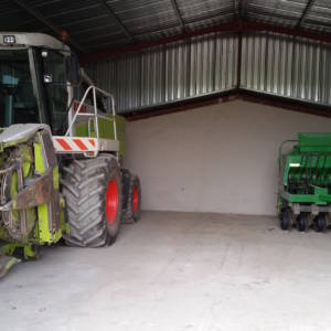 Rigtech - Equipment tractor Storage Shed