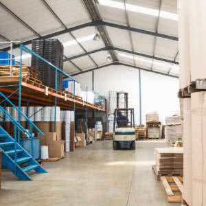 Metal Building Warehouse Architecture Pricing
