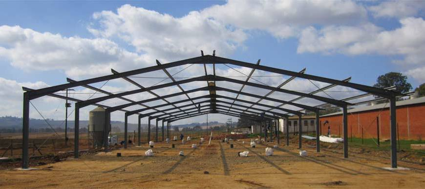 4 Advantages Of Steel Structure Construction Rig Tech