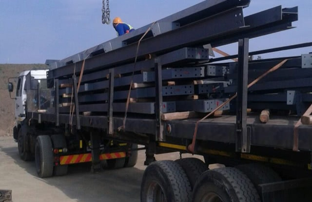 Rigtech-Flatpack-Steel-Structure-Africa-Export-Ship