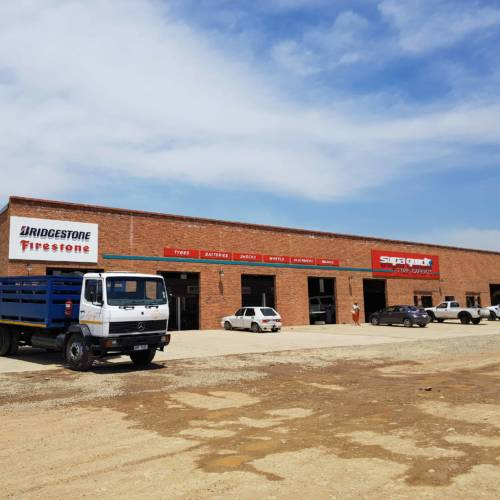 Rigtech Steel Structures - Harding SupaQuick Auto Fitment Center_Commercial Retail